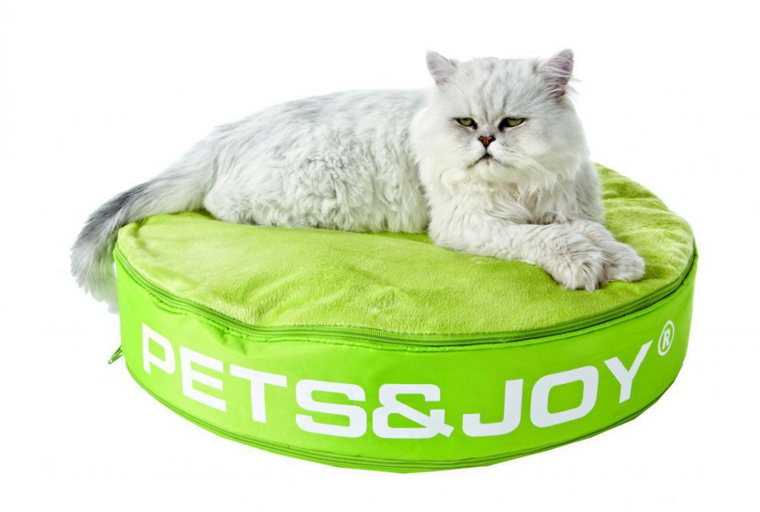 sitjoy cat bed zwart