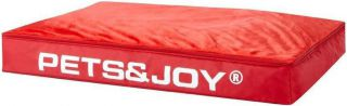 Sit&joy Dog Bed Large - Rood