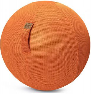 Sitting Ball Zitbal Mesh 65 cm - Orange