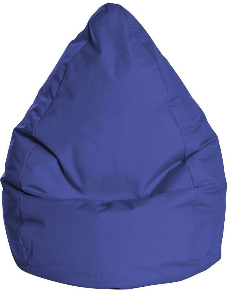 sitting point beanbag brava xxl blauw
