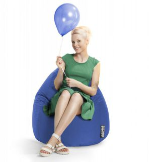 Sitting Point BeanBag Easy XL - Donkerblauw