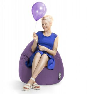 Sitting Point BeanBag Easy XL - Lila