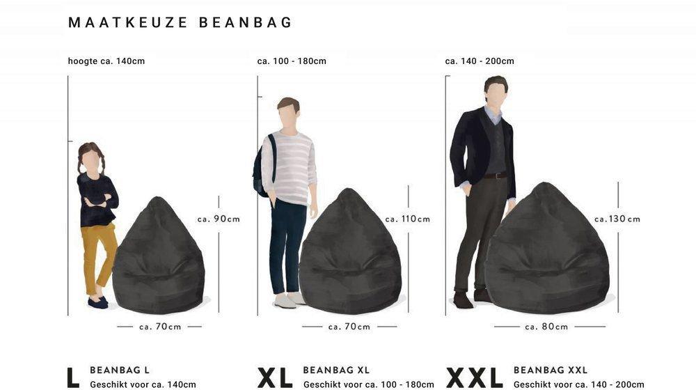 sitting point beanbag easy xl lila