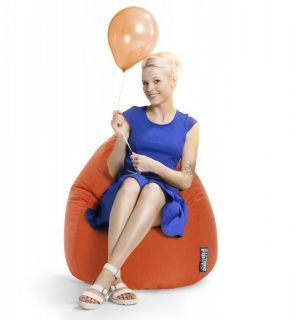 Sitting Point BeanBag Easy XL - Oranje
