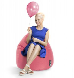 Sitting Point BeanBag Easy XL - Roze