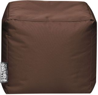 Sitting Point Cube Scuba - Brown