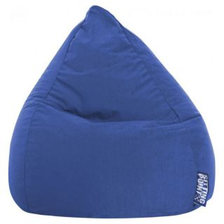 Sitting Point Kinder Zitzak BeanBag Easy L - Donkerblauw