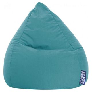 Sitting Point Kinder Zitzak BeanBag Easy L - Smaragd