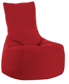 Sitting Point Kinder Zitzak Stoel Little Swing Scuba - Rood
