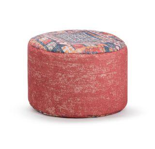 Sitting Point Poef DotCom Persia - Terracotta