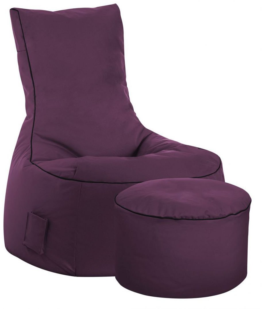 sitting point swing scuba aubergine