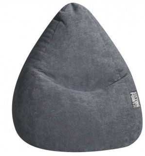 Sitting Point Zitzak BeanBag Alfa XL - Grijs