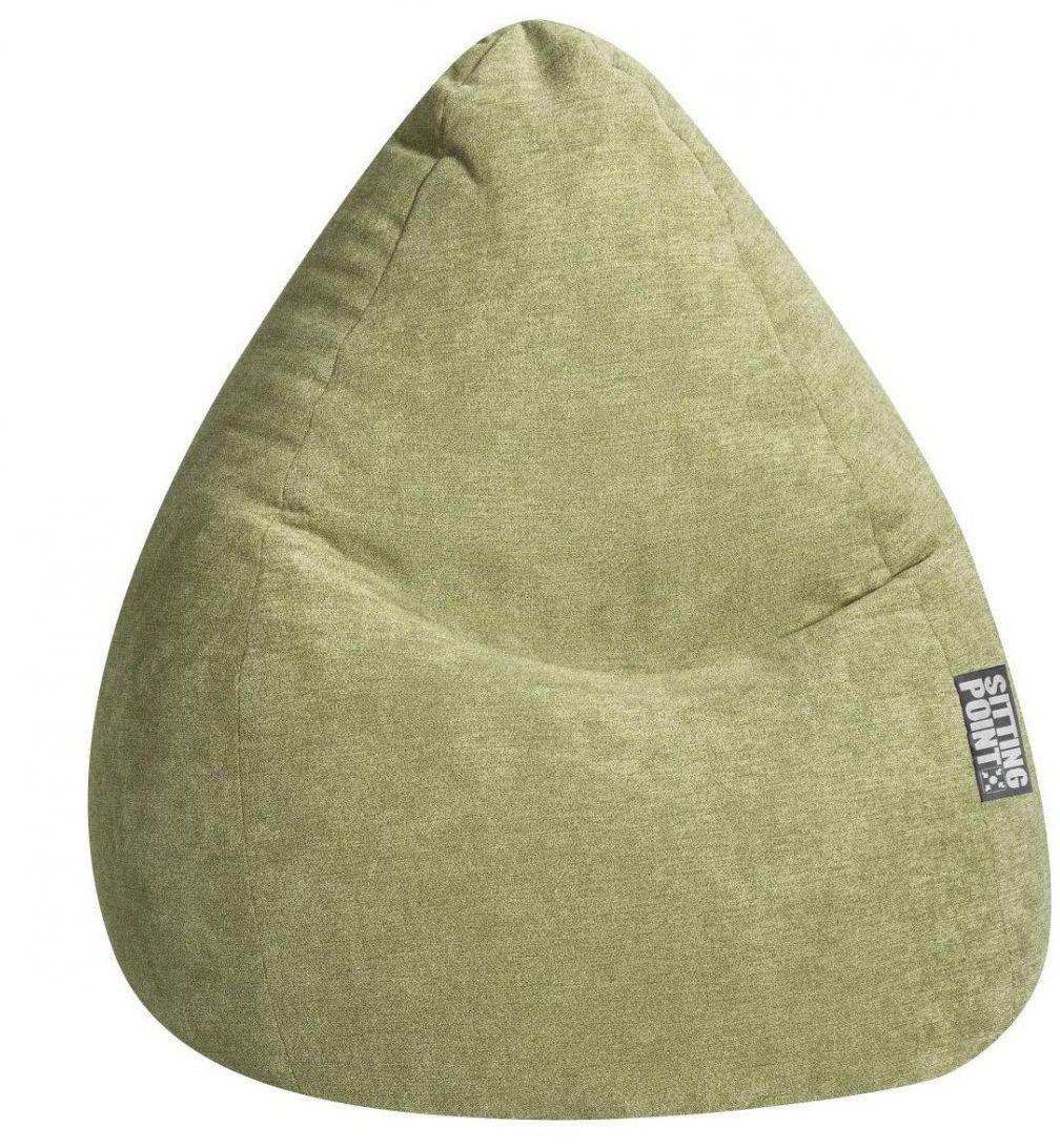 sitting point zitzak beanbag alfa xl groen