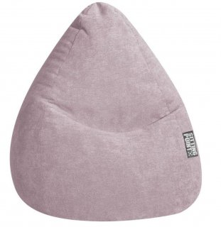 Sitting Point Zitzak BeanBag Alfa XL - Oudroze