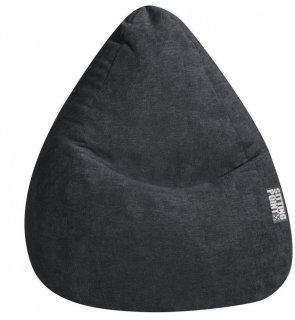 Sitting Point Zitzak BeanBag Alfa XL - Zwart