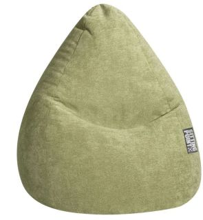 Sitting Point Zitzak BeanBag Alfa XXL - Groen