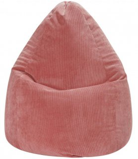 Sitting Point Zitzak BeanBag Cordone - Marsala