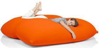 Terapy Dino XXL Zitzak - Oranje