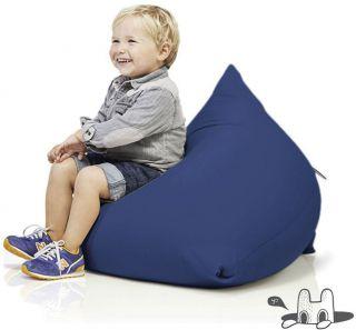 Terapy Sydney Kinder Zitzak - Blauw