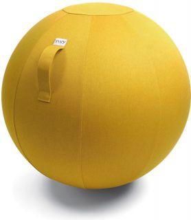 Vluv Leiv Zitbal Mustard 55 cm