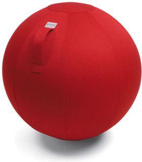 VLUV LEIV Zitbal Ruby Red 75 cm
